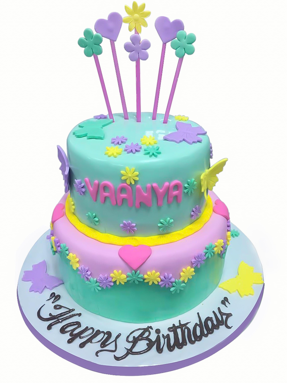 Custom Birthday Cakes Dubai
