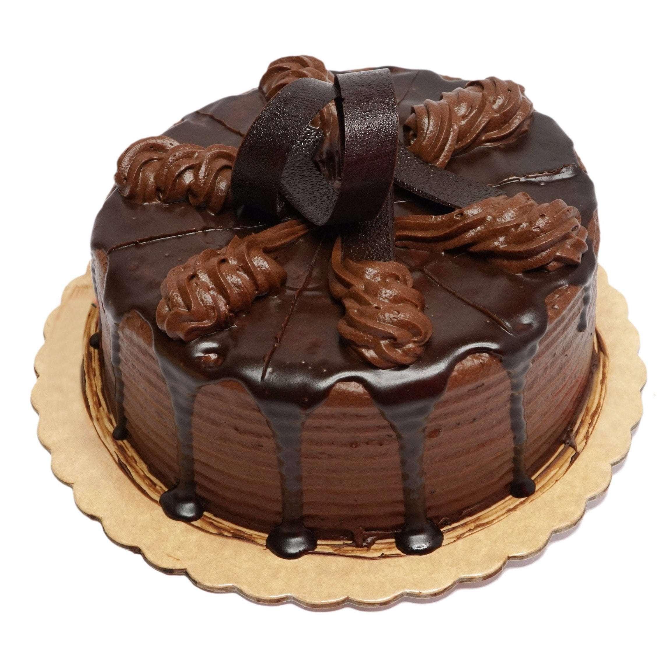 Chocolate Indulgnence Cake Red Ribbon Bakery