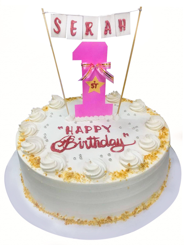 Custom Made Birthday Cakes