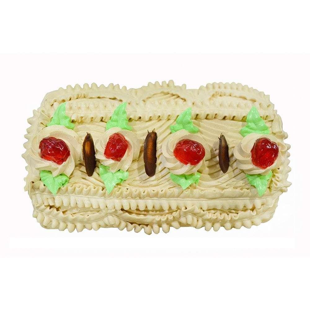 Mocha Roll Cake