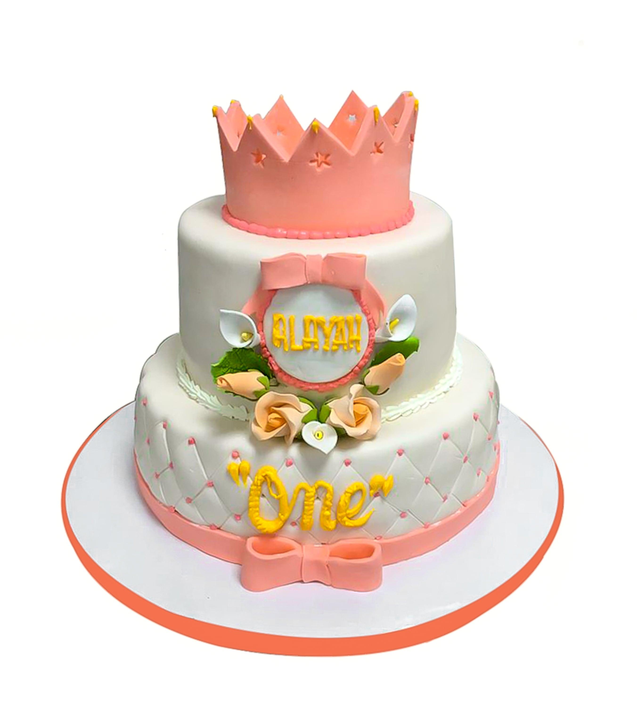 Custom Made Wedding Cakes