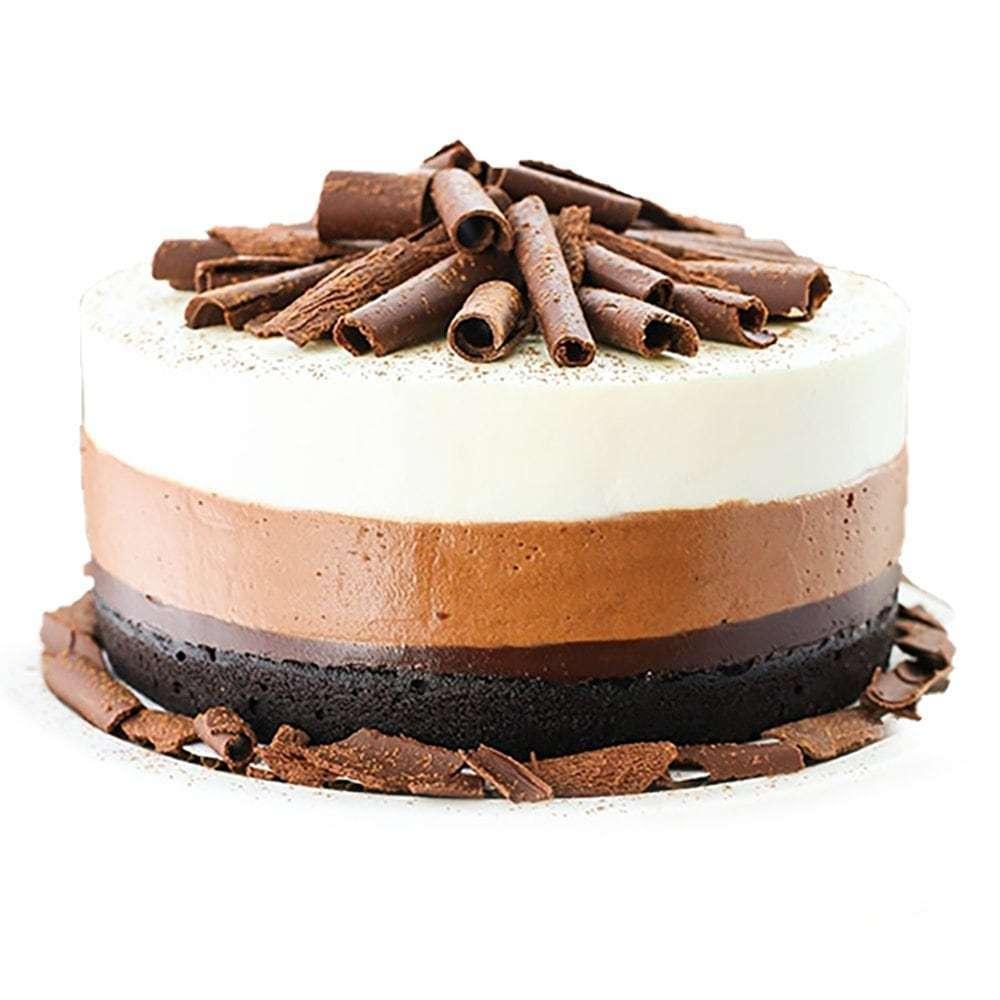 Chocolate Mousse Cake - Red Ribbon Bakery Dubai