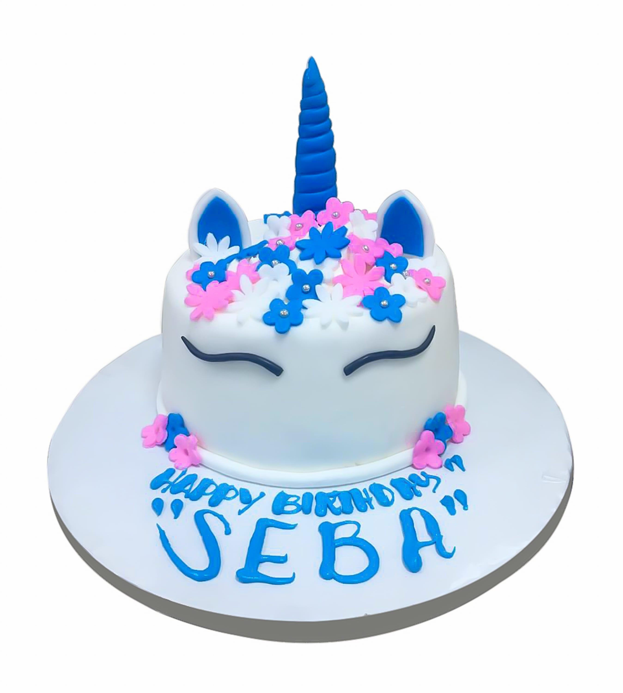 Uncorn Cake, Kids Cake