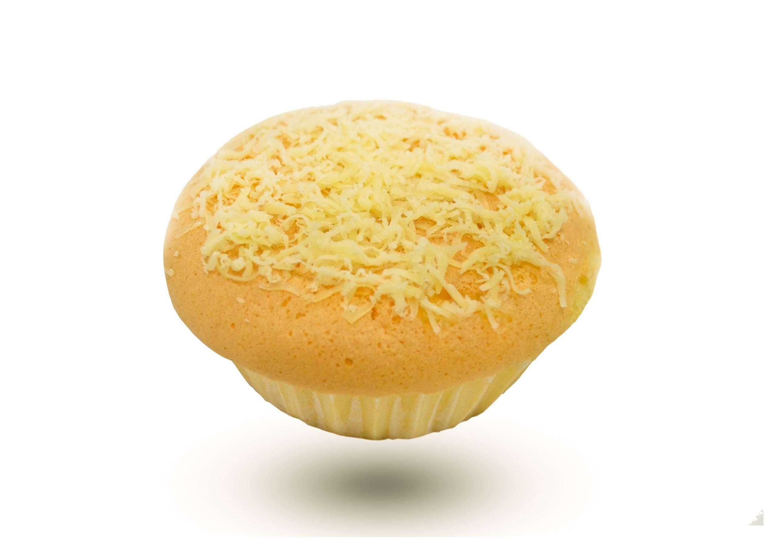 Cheese Mamon Red Ribbon Bakery