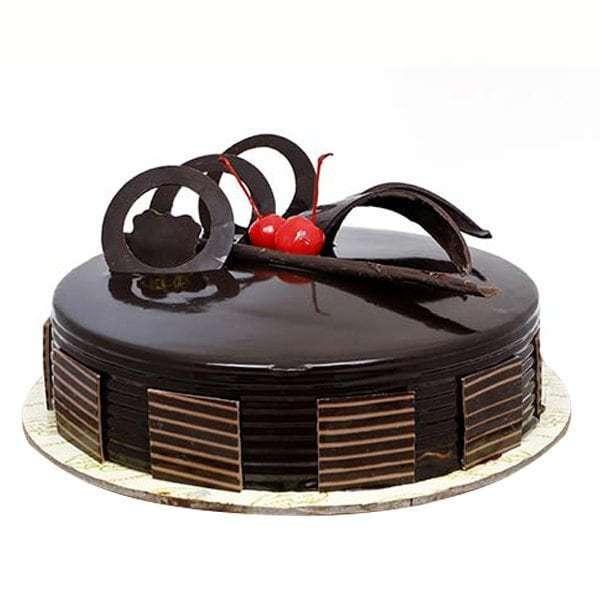 Double Delight Cake