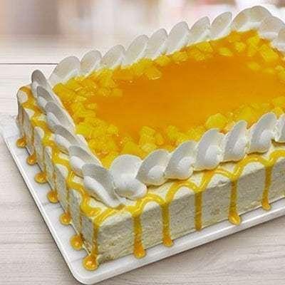 Mango Dedication Cake