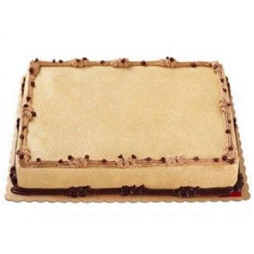 Mocha Party Cake