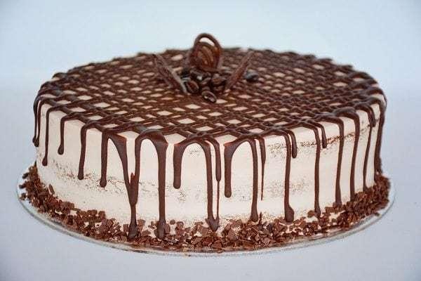 Mocha Delight Cake