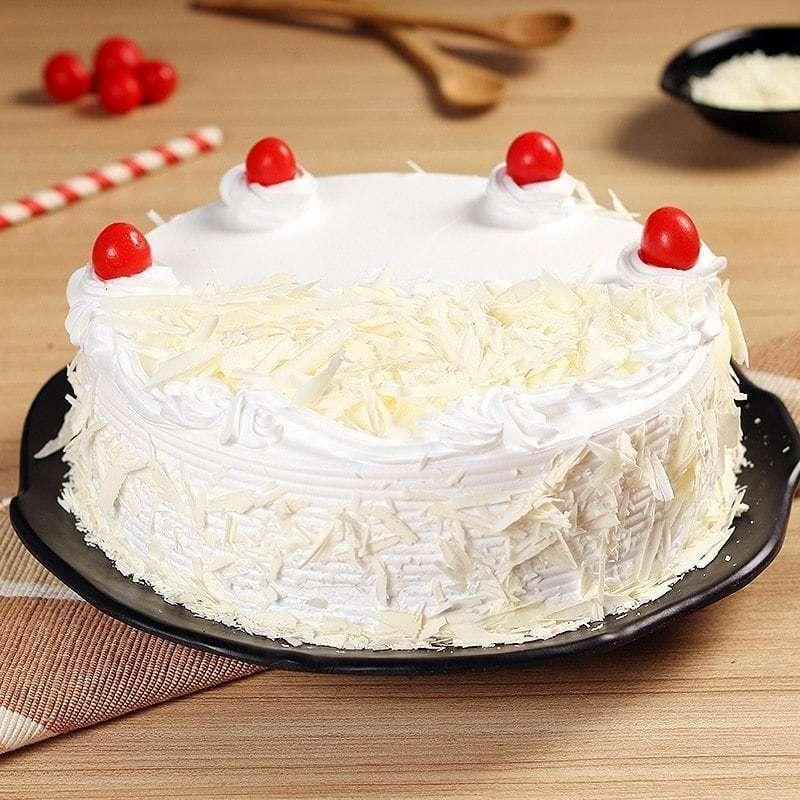 White Forest Cake Dubai