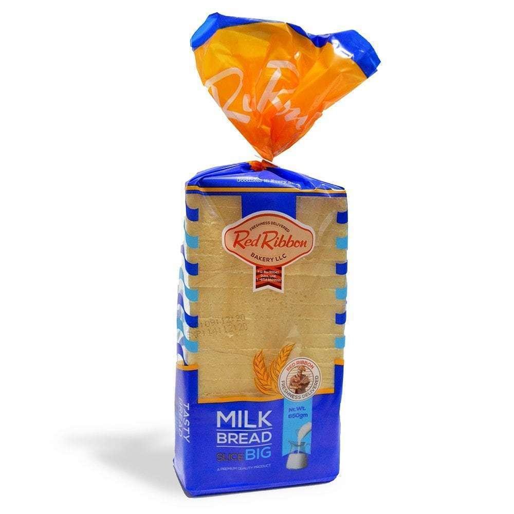 Tasty Milk Bread Red Ribbon Bakery Dubai